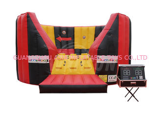 China Fire Retardant Inflatable Competition Vortex Game Customized Size And Color factory