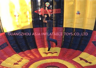 Fire Retardant Inflatable Competition Vortex Game Customized Size And Color
