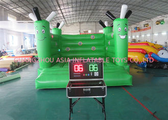 China Digital Printing Inflatable Sports Games , Blow Up IPS Light Strike factory