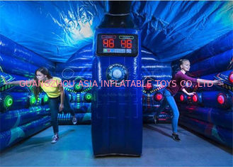 China Inflatable IPS Interactive Battle Lighting Arena Table Game CE UL Certificated factory