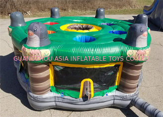 China Outdoor And Indoor Inflatable Sport Games For Interactive Fun Customized Size factory