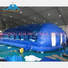 China Custom Adult Inflatable Obstacle Challenges / Inflatable 5k Obstacle Run factory