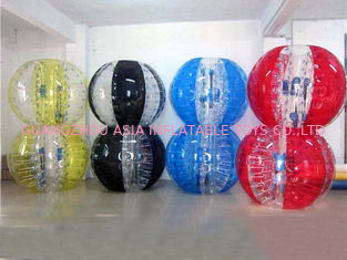 China 1.5m colorful bubble soccer for adults , inflatable bumper ball factory