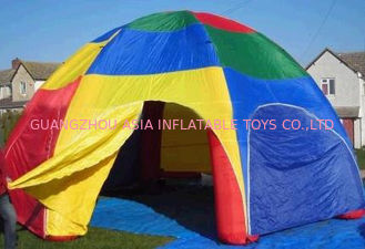 Colorful Inflatable Camping Tent