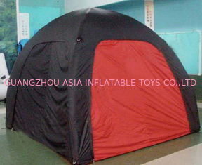 Very Simple But Useful Inflatable Camping Tent