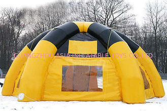 Inflatable Camping Tent Can Use On Winter