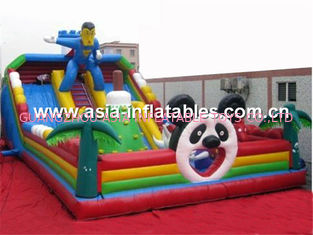 Commercial Grade Inflatable Fun Cities, Inflatable Fun City Games