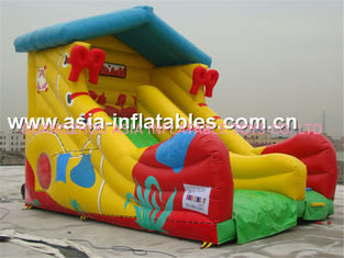China Home Use Inflatable Slide For Kids factory