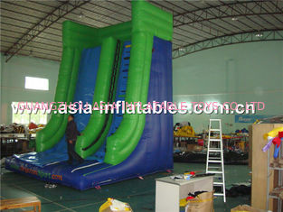 China Water Pool With Inflatable Slide For Aqua Park factory