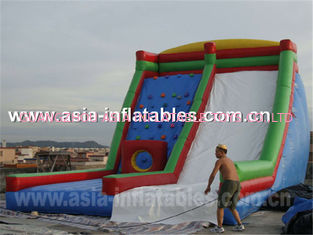 China Bring Cool To Summer, Inflatable Water Slide Game For Water Park Games factory