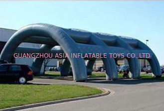 high quality inflatable lawn tent/inflatable tunnel tent