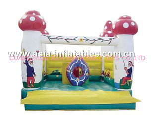 China Commercial Inflatable Combo Bounce House  factory