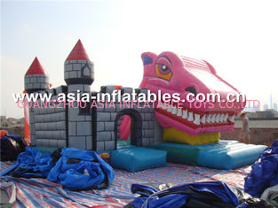 China 2014 high quality jumping castles inflatables combo factory