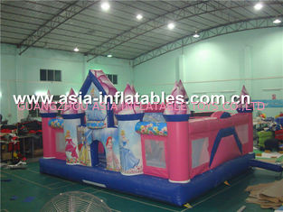 China Durable combo/princess inflatable combo/mages inflatable combo factory