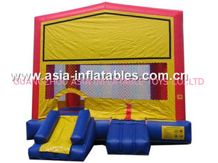 Outdoor inflatable combo & jumping jumper castle