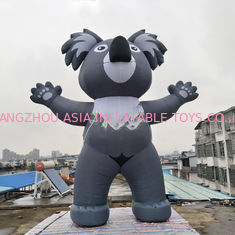 China Cute Giant Inflatable Koala Inflatable PVC koala Model For Advertising factory