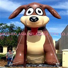 China Lovely Inflatable Dog Inflatable Animal Model For Outdoor  2 Years Warranty factory