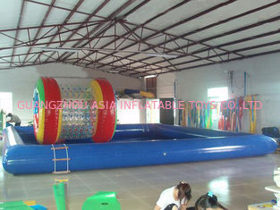 China High Quality Colorful Kids Inflatable Pool for Water Ball Sports factory