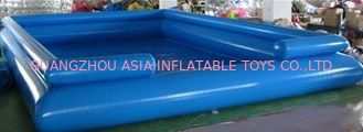 China Colourful Double Pool Kids Inflatable Pool for Water Games Play factory