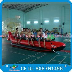 China Inflatable Single Tube Banana Boat, Inflatable Water Sports Boat factory