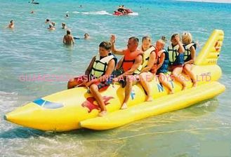 China Inflatable Towable Water Sports, Inflatable Single Tube Banana Boat factory