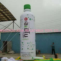 China Outdoor Large Inflatable Bottle /  Can For Advertisement factory