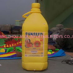 China Sealed Inflatable Bottle / Replicate Model For Commercial Use factory