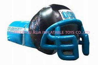 China NFL Helmet Tunnel, Inflatable Entrance For Nfl Games factory