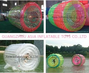 China Inflatable Pool Fluorescent Water Roller for Both Adults And Kids factory