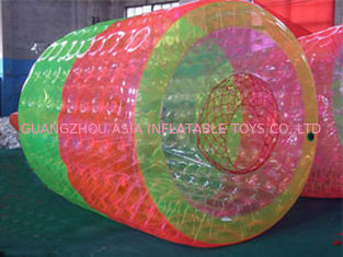 China Colorful Kids Inflatable Pool Floating Water Balls Games for Fun factory