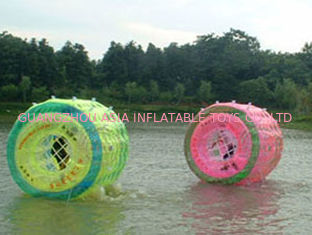 China Outdoor Kids Inflatable Pool Water Roller for Lake factory