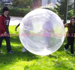 China Classical Full Clear Inflatable Water Ball for Adults factory