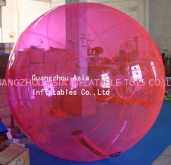 China Full Color Transparent Kids Inflatable Pool Water Walking  Ball for Play factory