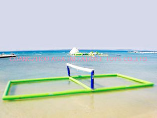 Inflatable Water Sports, Inflatable Water Floating Volleyball Court