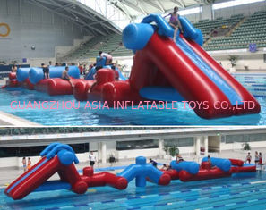 Inflatable Water Obstacle Course, Inflatable Water Sports For Sale