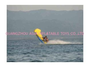 China Lake Towable Inflatables Flying Fish Boat Tube for Outdoor Acctivity factory