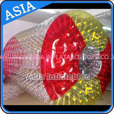 China Digital Printing Manufacturers of Water Zorbing Roller Game Ride Commercial Use factory