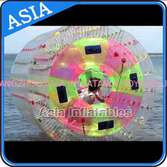 China Nice TPU Inflatable Multi-colors Aqua Roller for Summer Water Pool factory