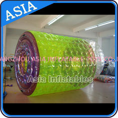 China Customized Giant Inflatable Rollers Water Toys for Amusement Park factory