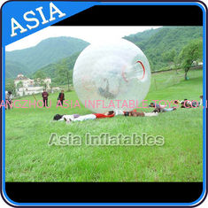 China CE UL 3m PVC / TPU Zorb Ball Grass Zorbing Ball For Adults factory