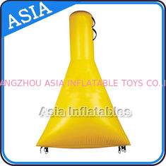 China Inflatable Paintball Bunker Inflatable Buoys 0.90mm PVC Tarpaulin factory