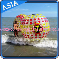 China 2.6M Inflatable Human Hamster Ball , Zorb Ball For Kids factory