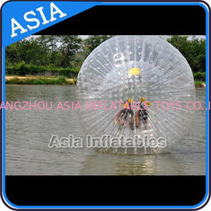 China TPU or PVC Human Zorb Ball , Water Walking Zorb , Inflatable Ball Toys factory