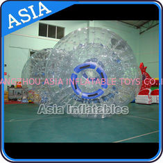 China Safety 1.0mm TPU Clear Inflatable Zorbing Grass Zorb Ball In Stock factory
