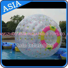 China Clear PVC / TPU Inflatable Zorb Ball with 3m Outer Diameter For Adults factory
