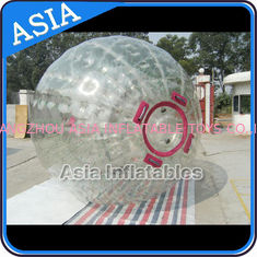 China 1.0mm PVC Inflatable Zorb Ball With One Entrance and Plug factory