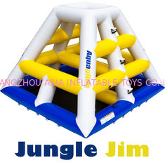 China Customised Inflatable Water Park / Aquaglide Jungle Jim Modular Playset supplier