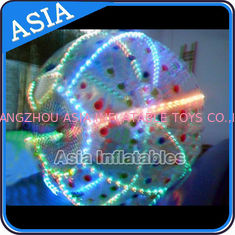 Led Lighting 2.5m 1.0mm Tpu Zorb Ball For Kids With Ce Certificated