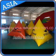China Floating Striking Marker Inflatable Buoy  For Water Triathlons Advertising factory