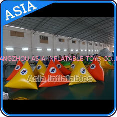 China Customized Simple Floating Inflatable Buoys For Aqua Park factory